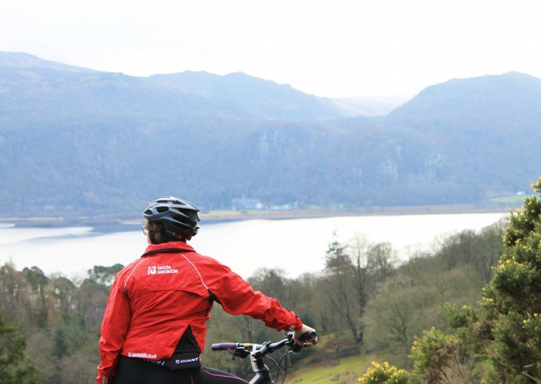 UK - Lake District - Derwent Water - Self-Guided Leisure Cycling Holiday Image