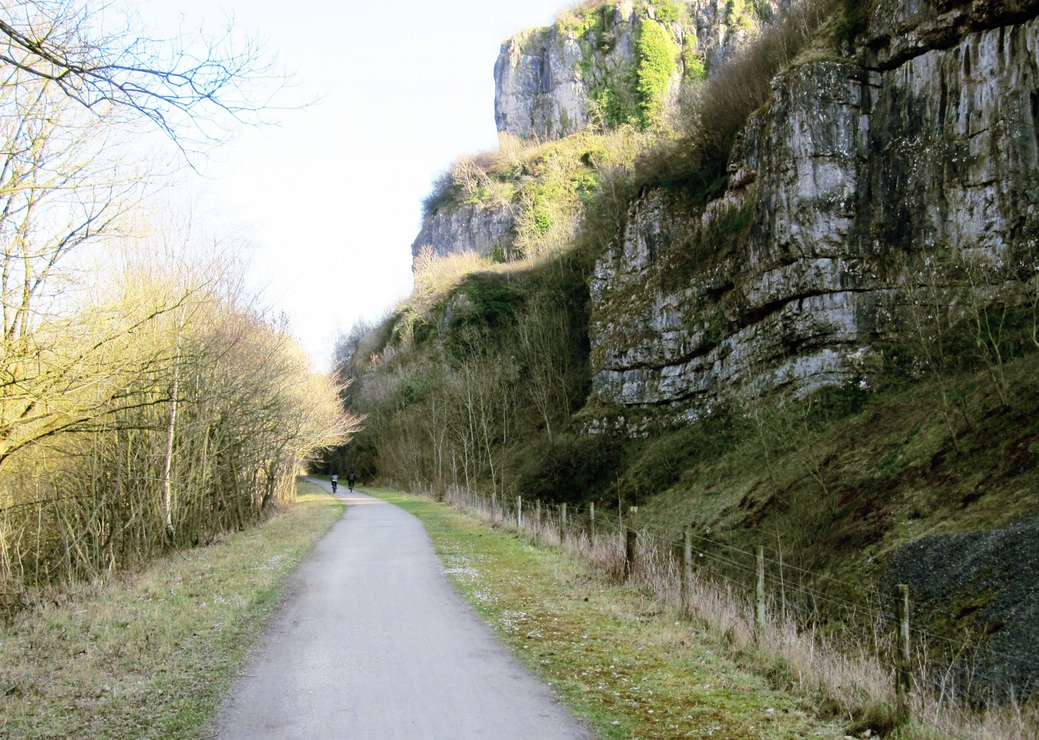 IMG_4469.JPG - UK - Derbyshire Dales - Dovedale - Guided Leisure Cycling Holiday - Leisure Cycling