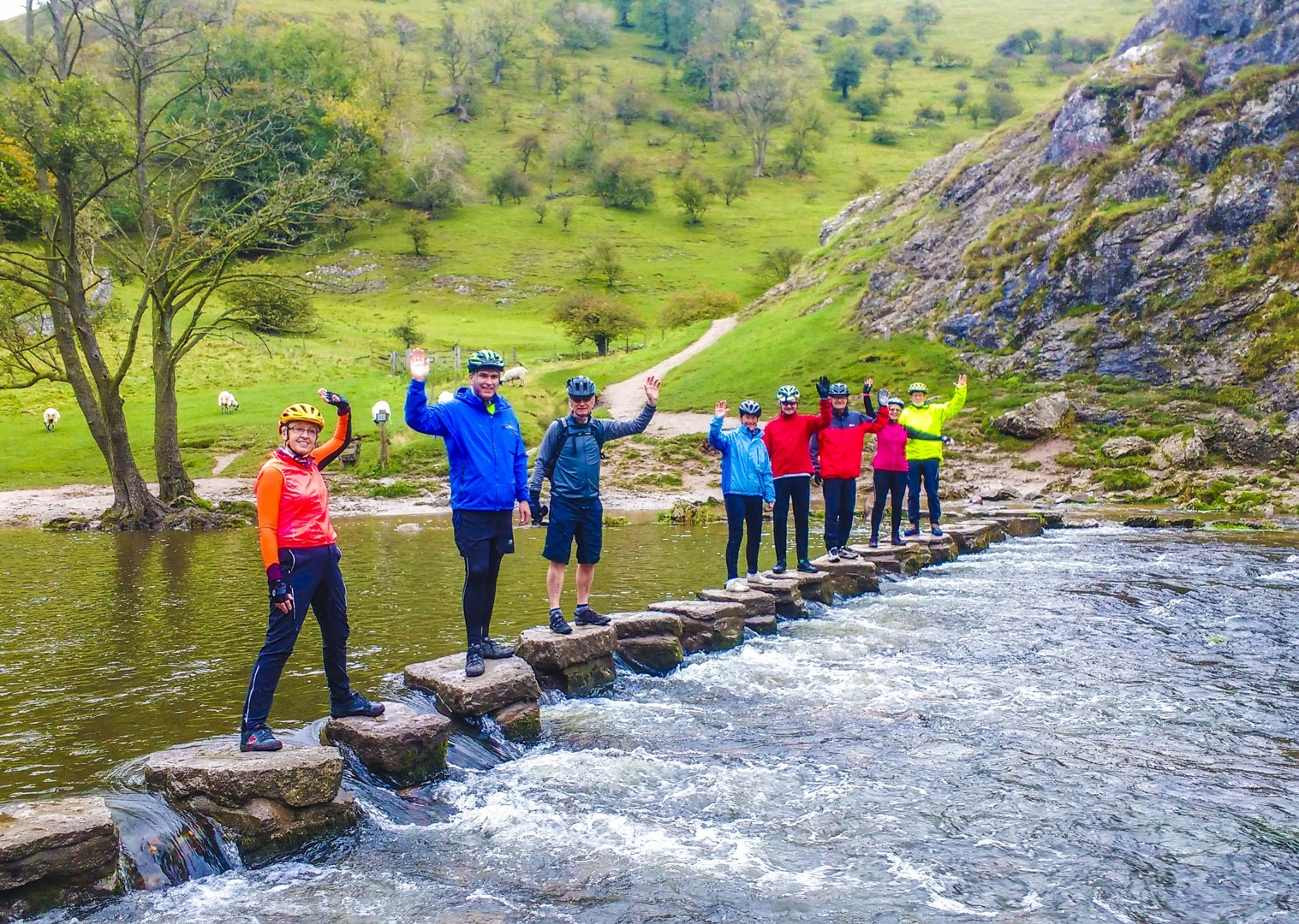 _Staff.420.36460-2.jpg - UK - Derbyshire Dales - Dovedale - Self-Guided Leisure Cycling Holiday - Leisure Cycling