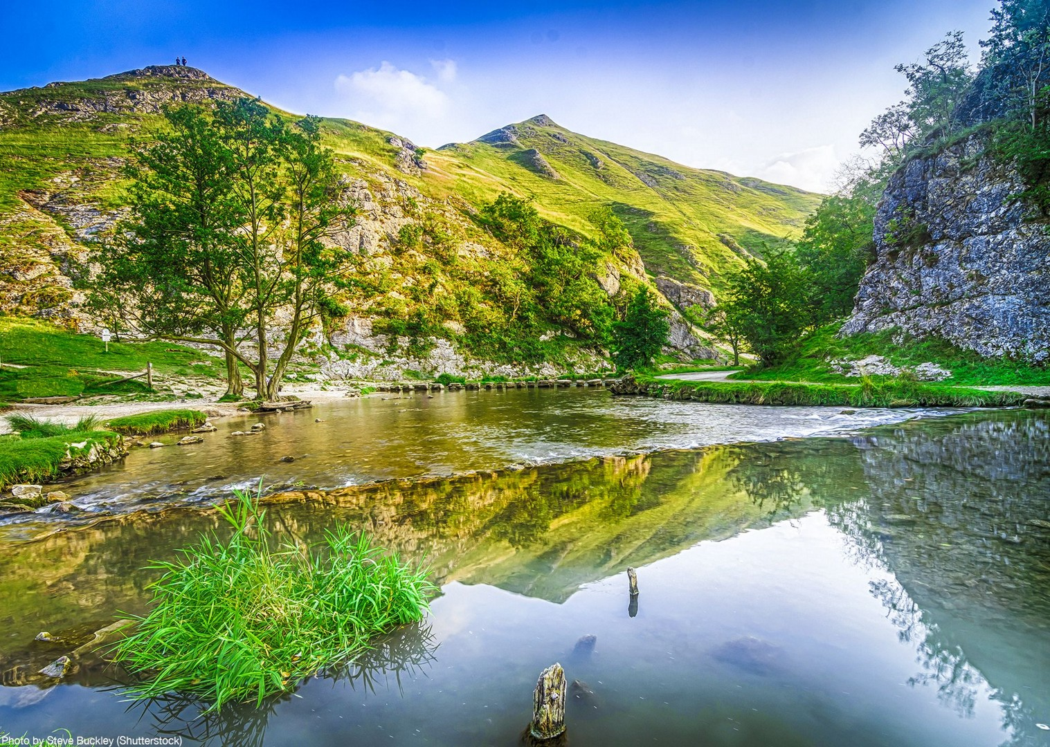 shutterstock_152428157-3.jpg - UK - Derbyshire Dales - Dovedale - Self-Guided Leisure Cycling Holiday - Leisure Cycling