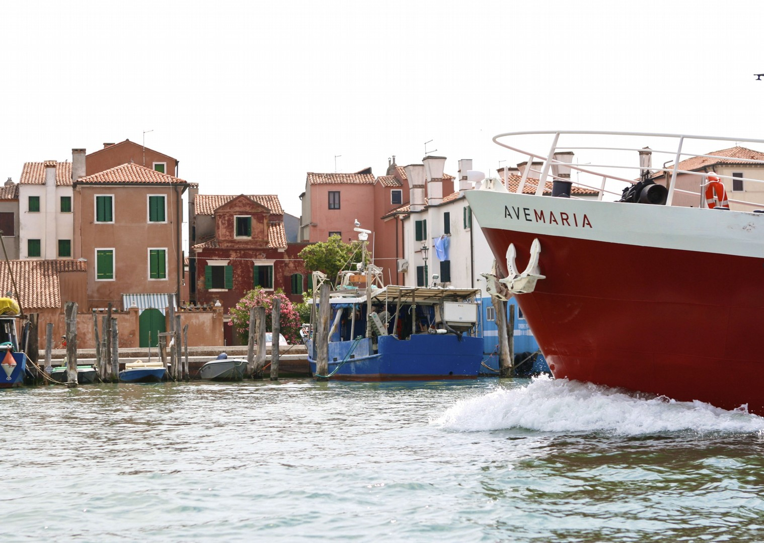 waterwaysofvenice2.jpg - Italy - Venetian Waterways (Venice to Mantova) - Bike and Barge Holiday - Leisure Cycling