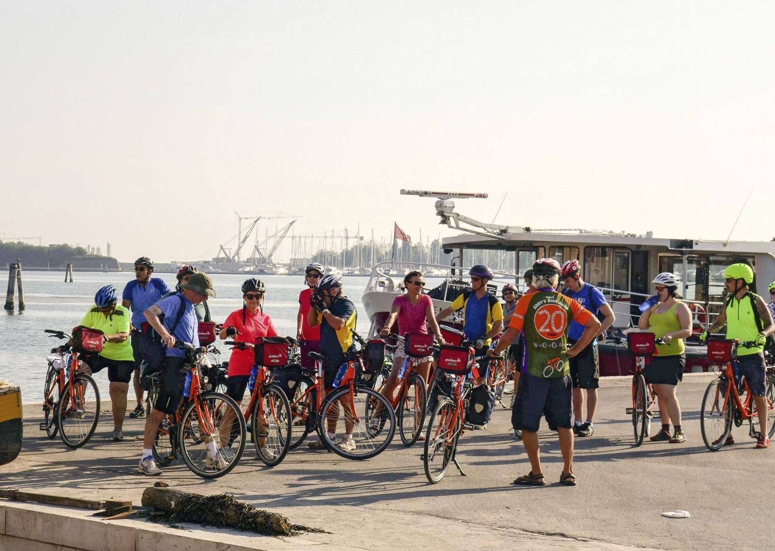 waterwaysofvenice14.jpg - Italy - Venetian Waterways (Venice to Mantova) - Bike and Barge Holiday - Leisure Cycling