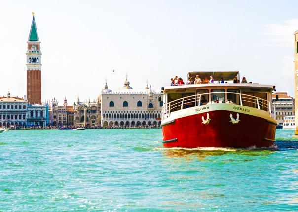 Italy - Venetian Waterways (Mantova to Venice) - Bike and Barge Holiday Image