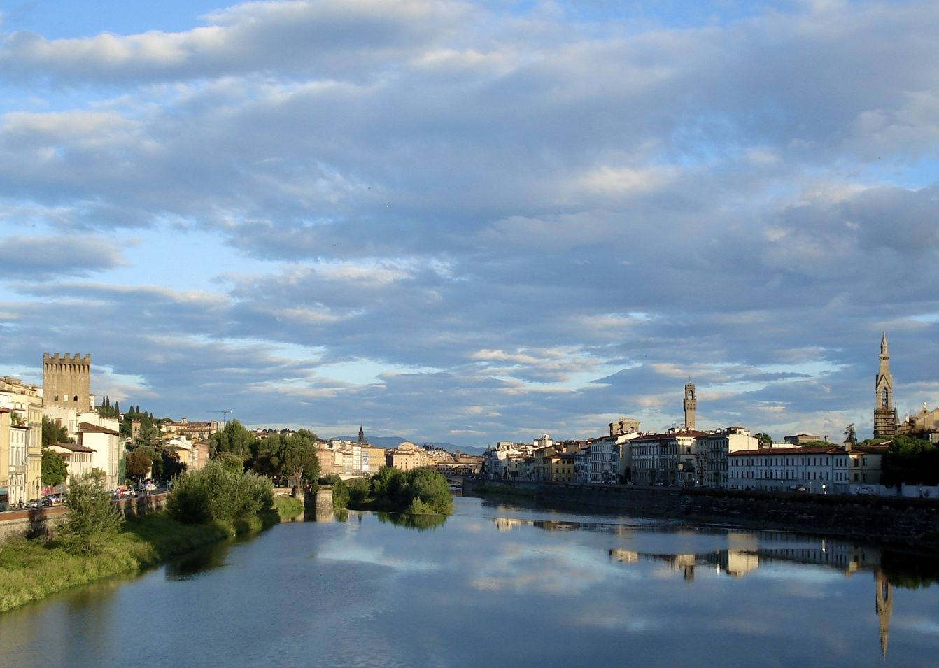 Italian Florence: Self-Guided Leisure Cycling Holiday