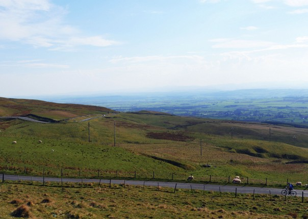 cycling-holiday-c2c-lakedistrict.jpg - UK - C2C - Coast to Coast 5 Days Cycling - Penrith Arrival - Self-Guided Leisure Cycling Holiday - Leisure Cycling