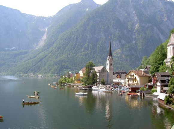 Austria - Ten Lakes Tour - Supported Leisure Cycling Holiday - Leisure Cycling