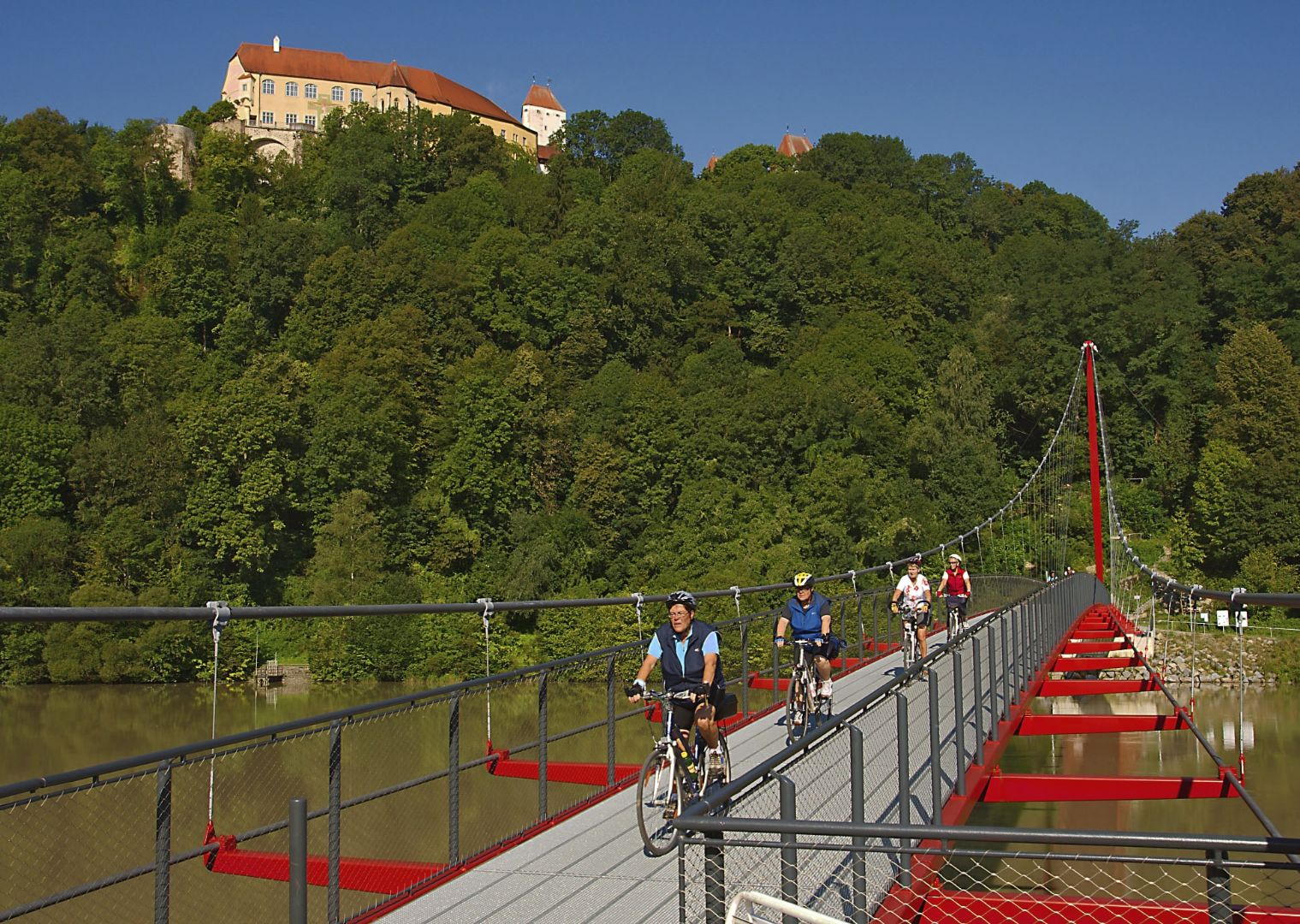 cycling-holiday-in-germany-and-austria-danube - Germany and Austria - The Danube Cycle Path - Supported Leisure Cycling Holiday - Leisure Cycling