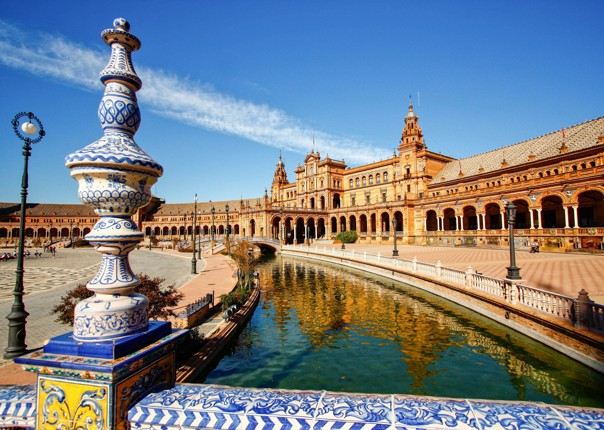 lesiure-cycling-holiday-spain-seville.jpg - Southern Spain - Granada to Seville - Guided Leisure Cycling Holiday - Leisure Cycling