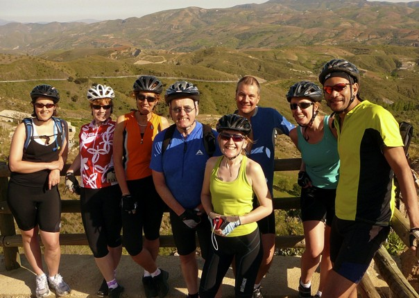 leisure-cycling-holiday-spain.jpg - Southern Spain - Granada to Seville - Guided Leisure Cycling Holiday - Leisure Cycling