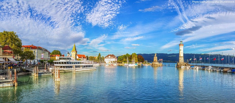Straddling three of Europe's most beautiful countries, Lake Constance is uniquely placed and benefits from a mix of delightful scenery and fascinating cultures. Enjoy the ride at a leisurely pace in plenty of sunshine this August!