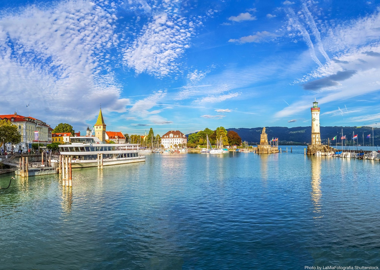 Photo LaMiaFotografia shutterstock_379688056.jpg - Germany, Austria and Switzerland - Lake Constance - Supported Leisure Cycling Holiday - Leisure Cycling
