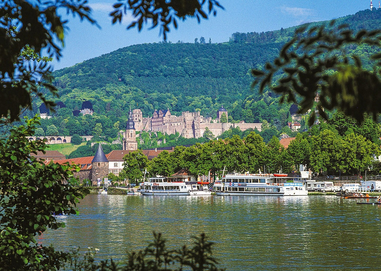 eb-rein-radweg-strassburg-mainz-heidelberg-1-16_28551949221_o-2.jpg - Germany and France - The Rhine Valley - Self-Guided Leisure Cycling Holiday - Leisure Cycling