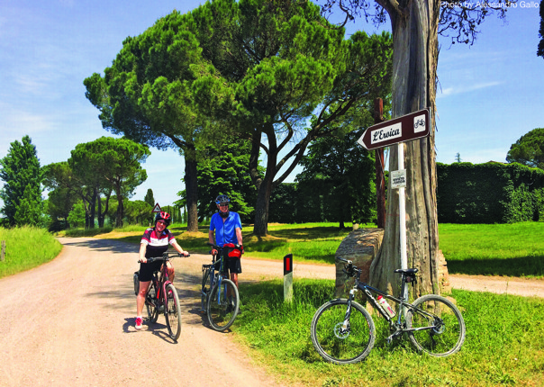 Italy-Via-Francigena-Tuscany-to-Rome-Guided-Leisure-Cycling-Holiday - Italy - Via Francigena (Tuscany to Rome) - Leisure Cycling