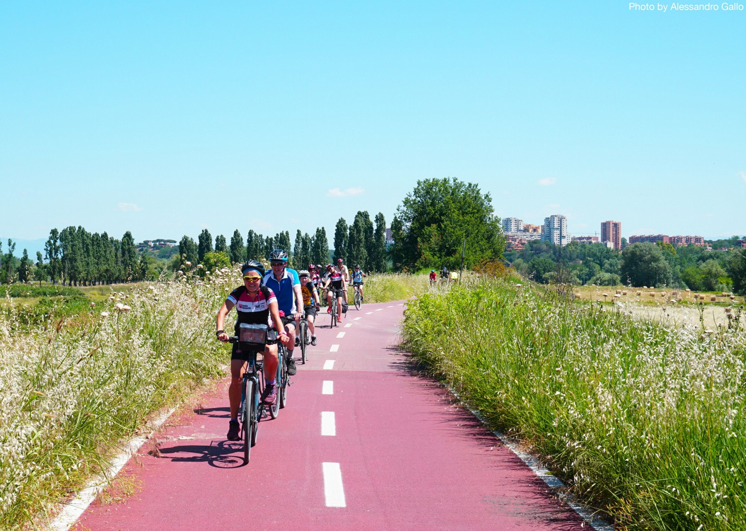 Guided-Leisure-Cycling-Holiday-Italy-Via-Francigena-Tuscany-to-Rome-on-the-way-to-rome - Italy - Via Francigena (Tuscany to Rome) - Guided Leisure Cycling Holiday - Leisure Cycling