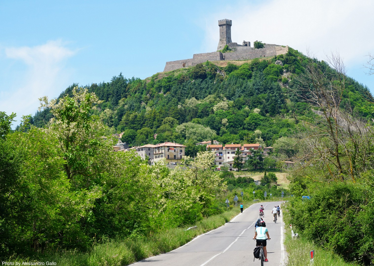 Guided-Leisure-Cycling-Holiday-Italy-Via-Francigena-Tuscany-to-Rome - Italy - Via Francigena (Tuscany to Rome) - Guided Leisure Cycling Holiday - Leisure Cycling