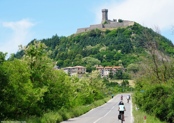 Guided-Leisure-Cycling-Holiday-Italy-Via-Francigena-Tuscany-to-Rome - Italy - Via Francigena (Tuscany to Rome) - Leisure Cycling
