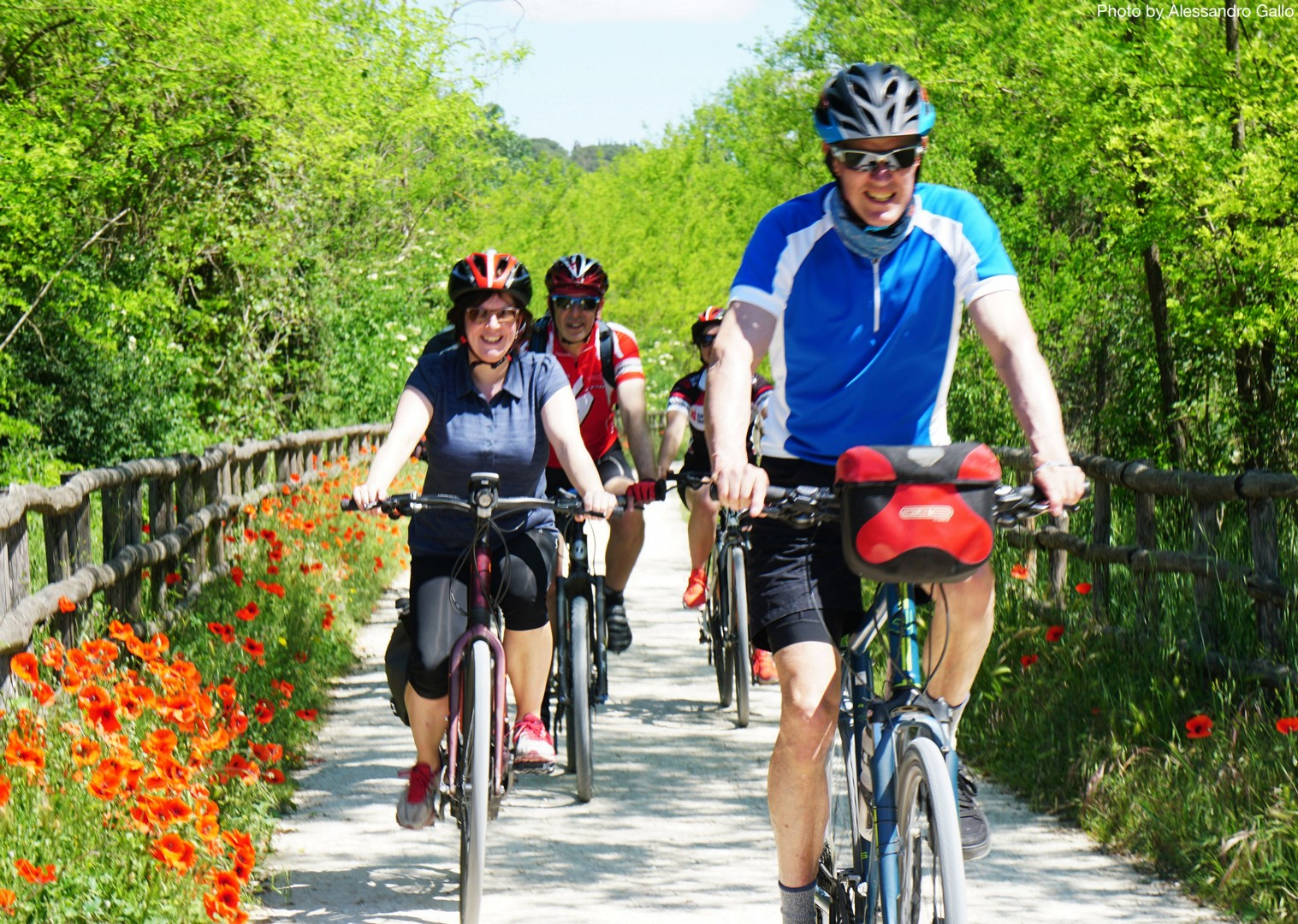 Guided-Leisure-Cycling-Holiday-Italy-Via-Francigena-Tuscany-to-Rome-better-by-bike - Italy - Via Francigena (Tuscany to Rome) - Guided Leisure Cycling Holiday - Leisure Cycling