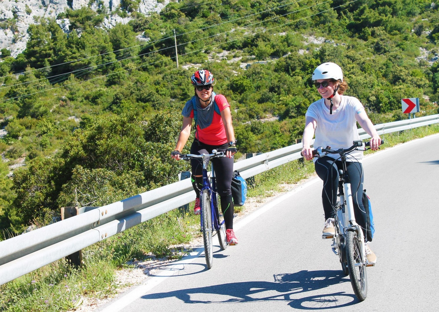 leisure-cycling-holiday-yacht-accommodation-fun-filled.jpg - Croatia - Dalmatian National Parks and Islands Plus - Bike and Boat Holiday - Leisure Cycling