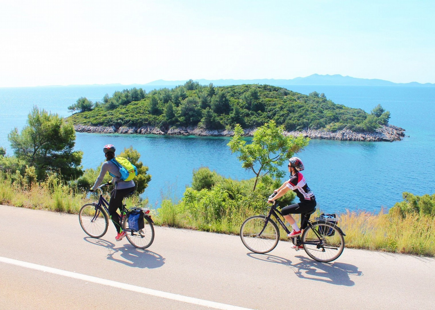 islands-of-croatia-boat-and-bike-holiday.jpg - Croatia - Dalmatian National Parks and Islands Plus - Bike and Boat Holiday - Leisure Cycling