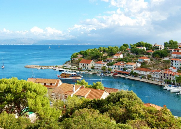 Croatia - Dalmatian National Parks and Islands Plus - Bike and Boat Holiday Image