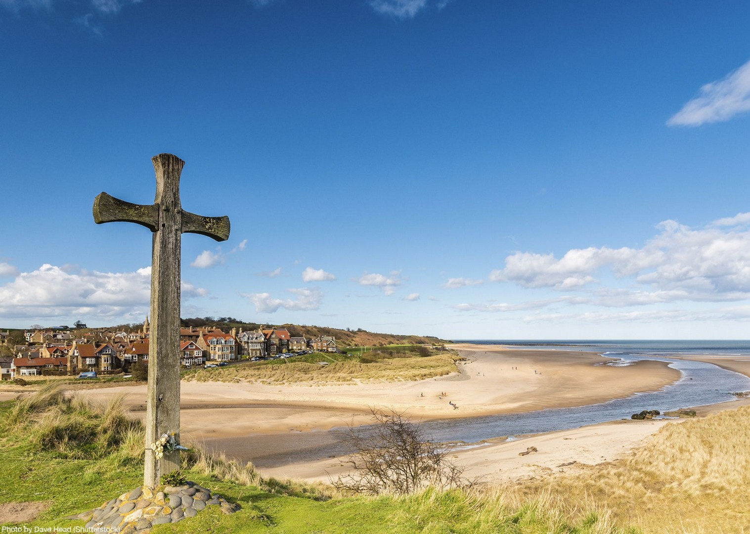 warkworth-beaches-cycling-holiday-bike-tour-self-guided-leisure-uk-england.jpg - UK - Coast and Castles - 6 Days Cycling - Self-Guided Leisure Cycling Holiday - Leisure Cycling