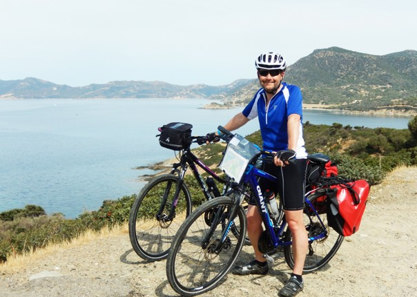 self-guided-cycling-holiday-italy-sardinia-coast.jpg - Sardinia - Coast to Coast - Self-Guided Leisure Cycling Holiday - Leisure Cycling