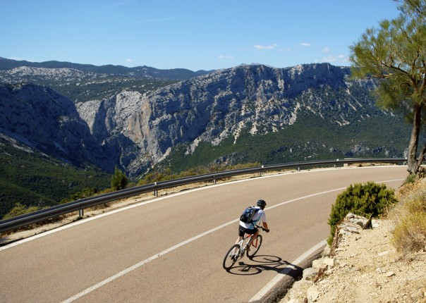 mountains-sardinia-coast-to-coast.jpg - Italy - Sardinia - Coast to Coast - Self-Guided Leisure Cycling Holiday - Leisure Cycling