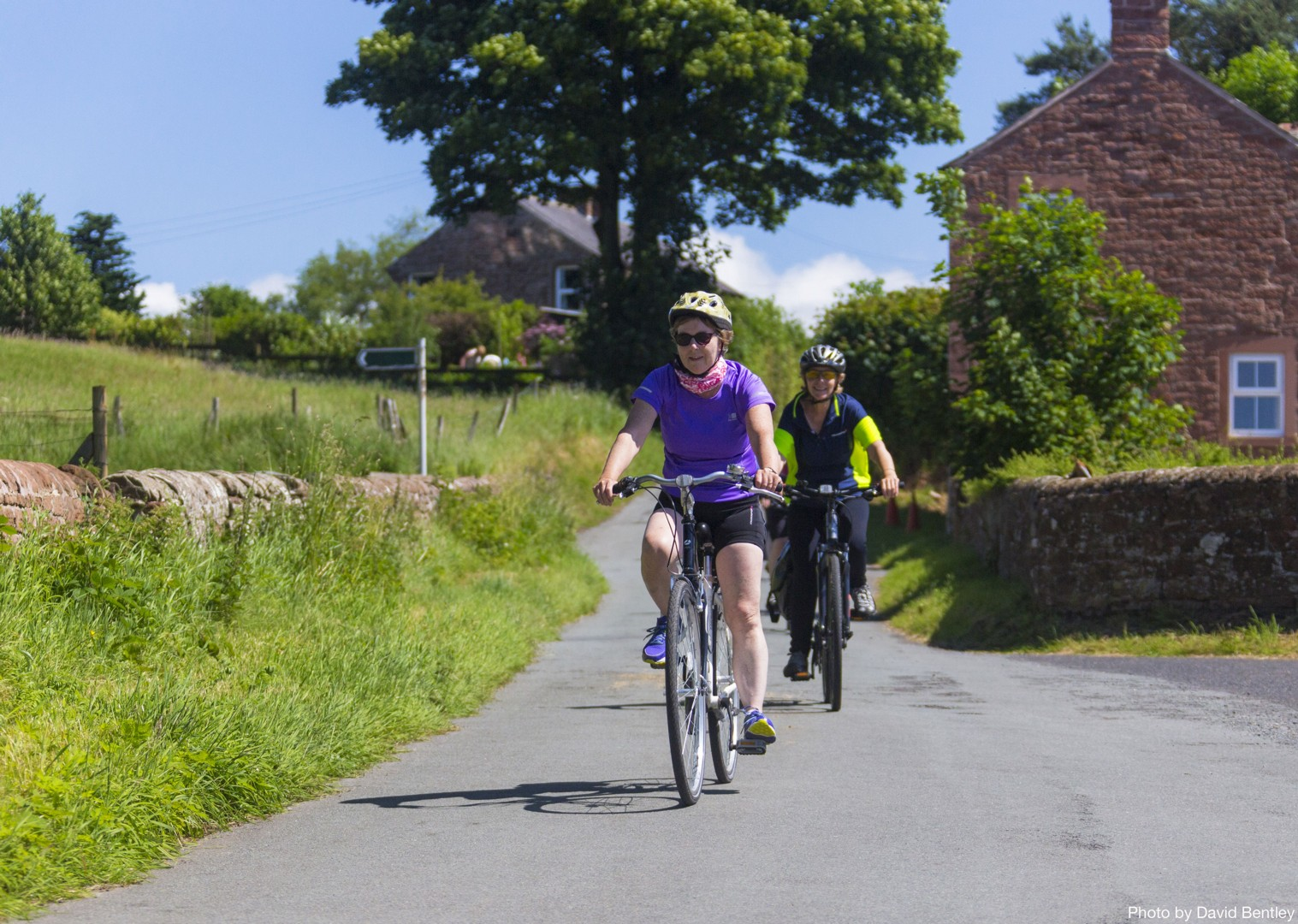 Cycle-Hadrians-Wall-UK-Hadrians-Cycleway-Self-Guided-Leisure-Cycling-Holiday.jpg - UK - Romans, Reivers and Ancient Castles - Self-Guided Leisure Cycling Holiday - Leisure Cycling
