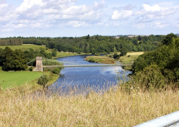 Coast&castles5.jpg - NEW! UK - Romans, Reivers and Ancient Castles - Leisure Cycling