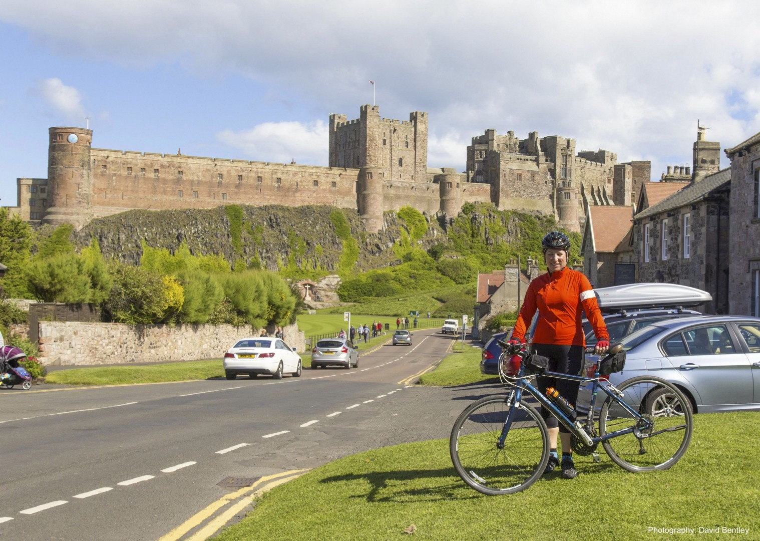 Coastandcastles2 copy.jpg - UK - Romans, Reivers and Ancient Castles - Self-Guided Leisure Cycling Holiday - Leisure Cycling
