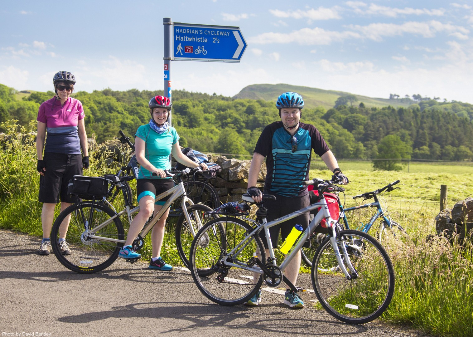 Self-Guided-Leisure-Cycling-Holiday-Hadrians-Cycleway-UK.jpg - UK - Romans, Reivers and Ancient Castles - Self-Guided Leisure Cycling Holiday - Leisure Cycling