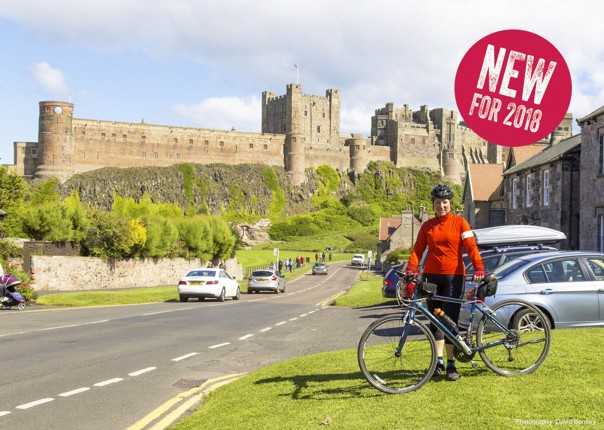 Cycle-Hadrians-Wall-UK-Hadrians-Cycleway-Self-Guided-Leisure-Cycling-Holiday.jpg - NEW! UK - Romans, Reivers and Ancient Castles - Leisure Cycling