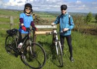 UK - C2C - Coast to Coast 4 Days Cycling - Self-Guided Leisure Cycling Holiday Image