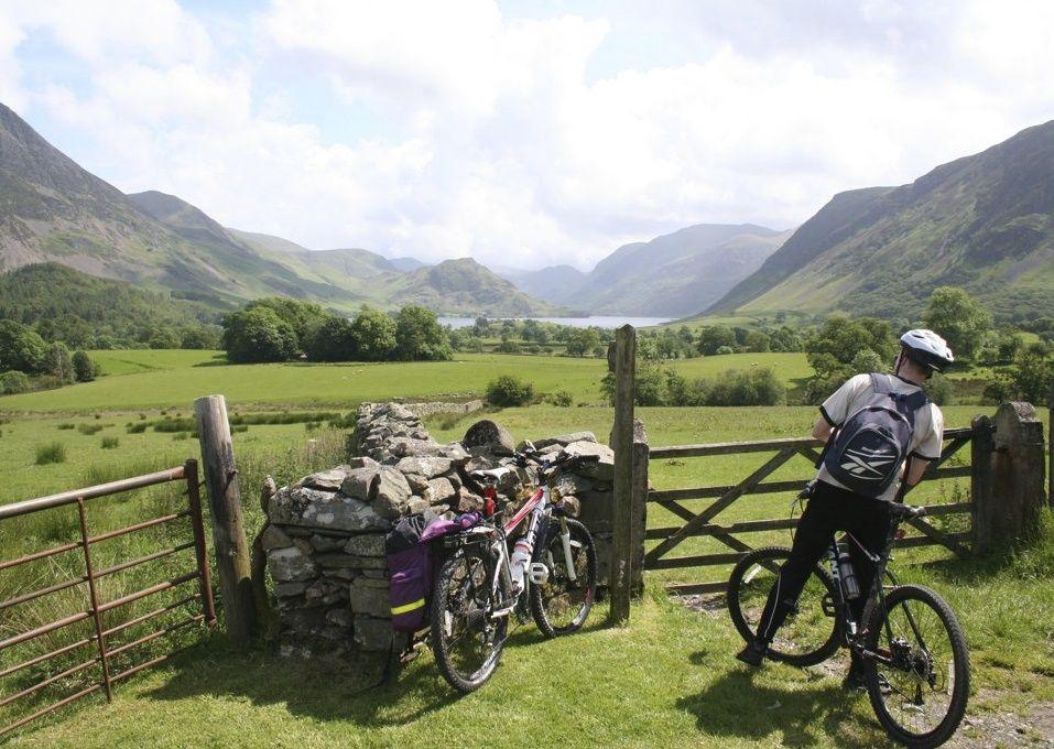 ken11.jpg - UK - C2C - Coast to Coast 4 Days Cycling - Self-Guided Leisure Cycling Holiday - Leisure Cycling