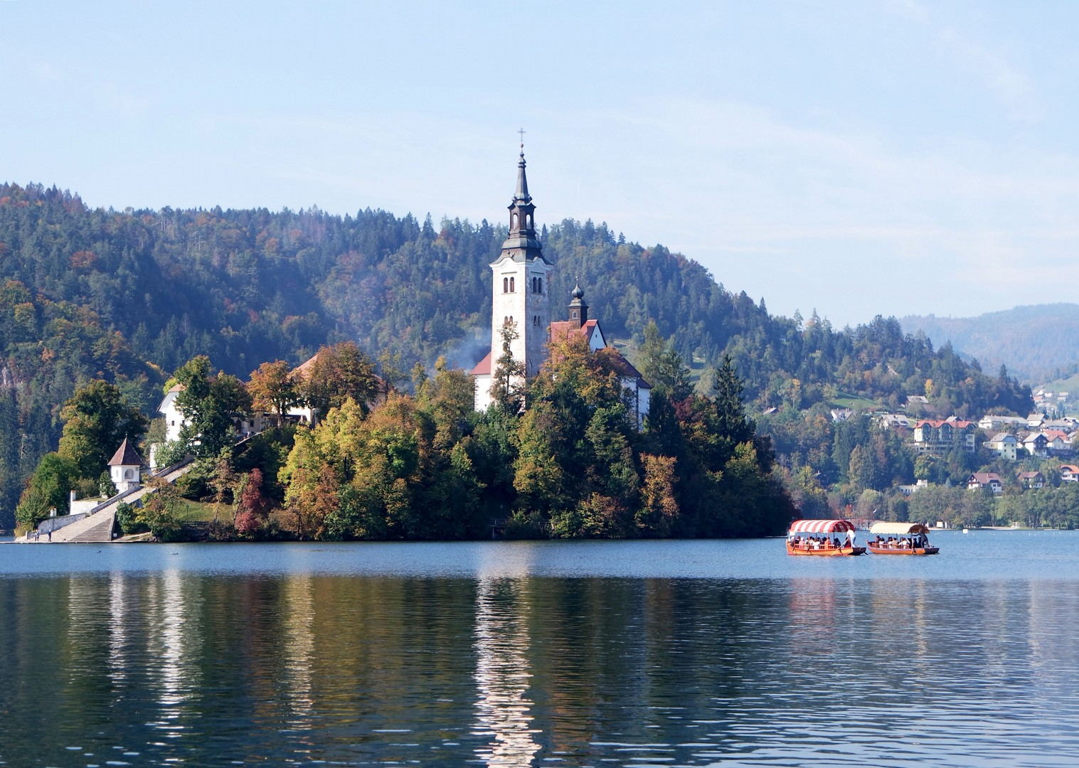 cycling-trip-to-lake-bled-in-slovenia.JPG - Slovenia - Highlights of Lake Bled - Self-Guided Leisure Cycling Holiday - Leisure Cycling