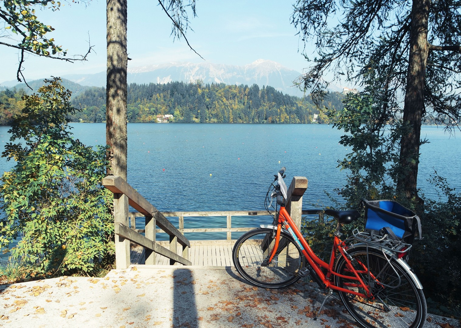 vintgar-and-pokljuka-gorges-cycling-holiday-lake-bled-slovenia.JPG - Slovenia - Highlights of Lake Bled - Self-Guided Leisure Cycling Holiday - Leisure Cycling