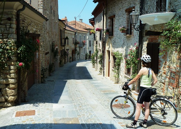 Italy - Piemonte - Vineyards and Views - Self-Guided Leisure Cycling Holiday Image