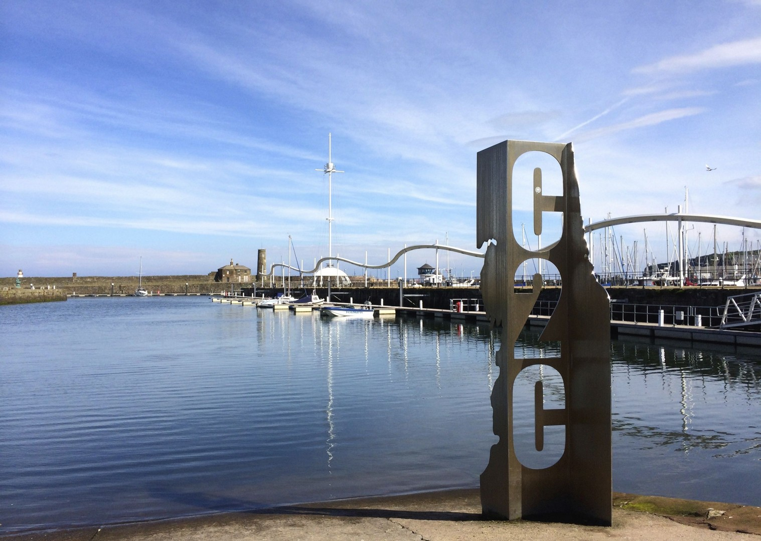 cycling-holiday-c2c-whitehaven.jpg - UK - C2C - Coast to Coast 5 Days Cycling - Self-Guided Leisure Cycling Holiday - Leisure Cycling