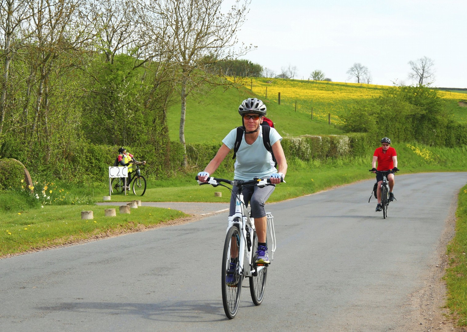 cycling-holiday-c2c-cycling.jpg - UK - C2C - Coast to Coast 5 Days Cycling - Self-Guided Leisure Cycling Holiday - Leisure Cycling