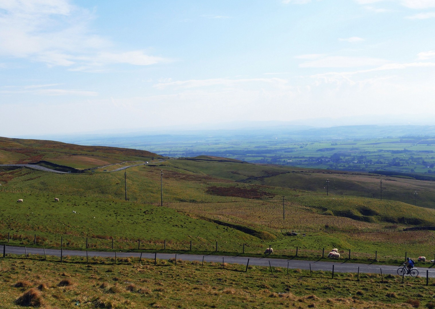 cycling-holiday-c2c-lakedistrict.jpg - UK - C2C - Coast to Coast 5 Days Cycling - Self-Guided Leisure Cycling Holiday - Leisure Cycling