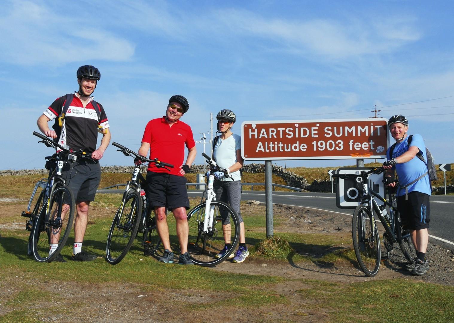 cycling-holiday-c2c-landscape-summit.jpg - UK - C2C - Coast to Coast 5 Days Cycling - Self-Guided Leisure Cycling Holiday - Leisure Cycling