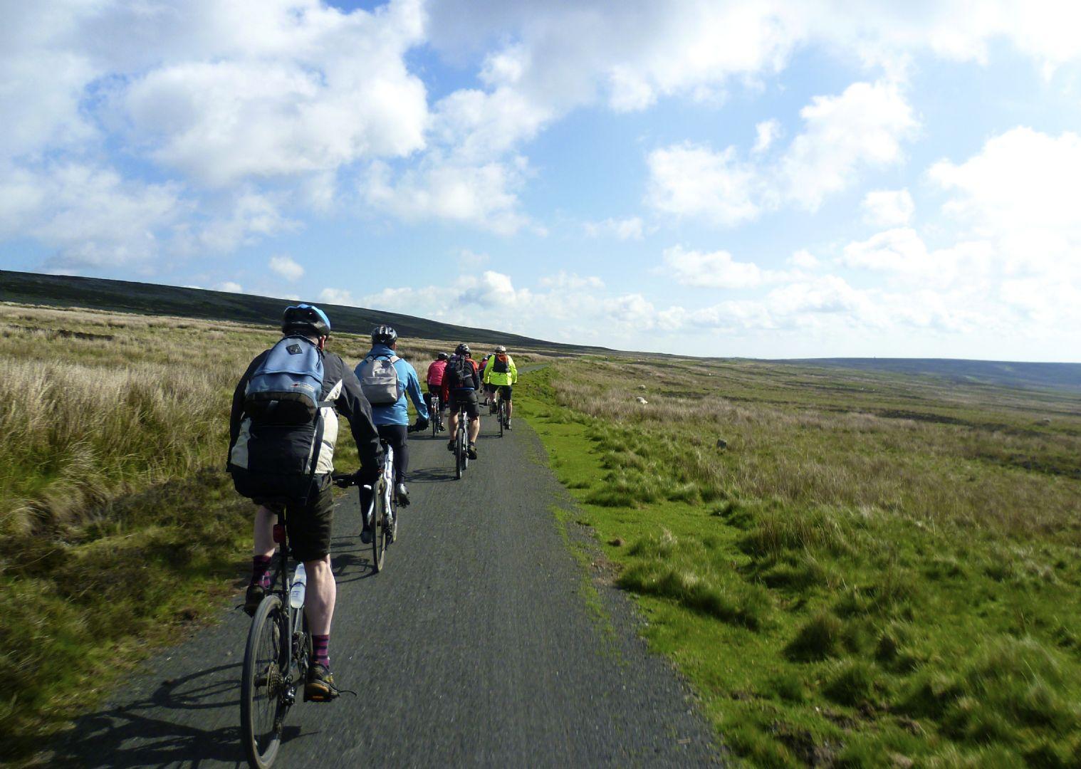 P1020465.jpg - UK - C2C - Coast to Coast 5 Days Cycling - Self-Guided Leisure Cycling Holiday - Leisure Cycling