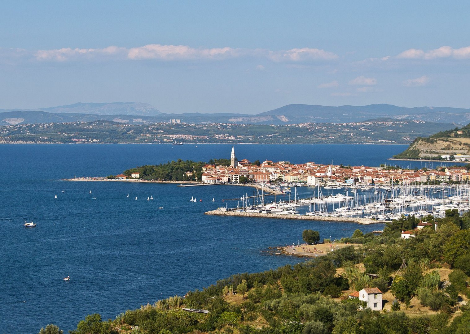 trieste-and-muggia-leisure-cycling-holiday-in-slovenia-capital-to-coast.jpg - Slovenia - Capital to Coast - Self-Guided Leisure Cycling Holiday - Leisure Cycling