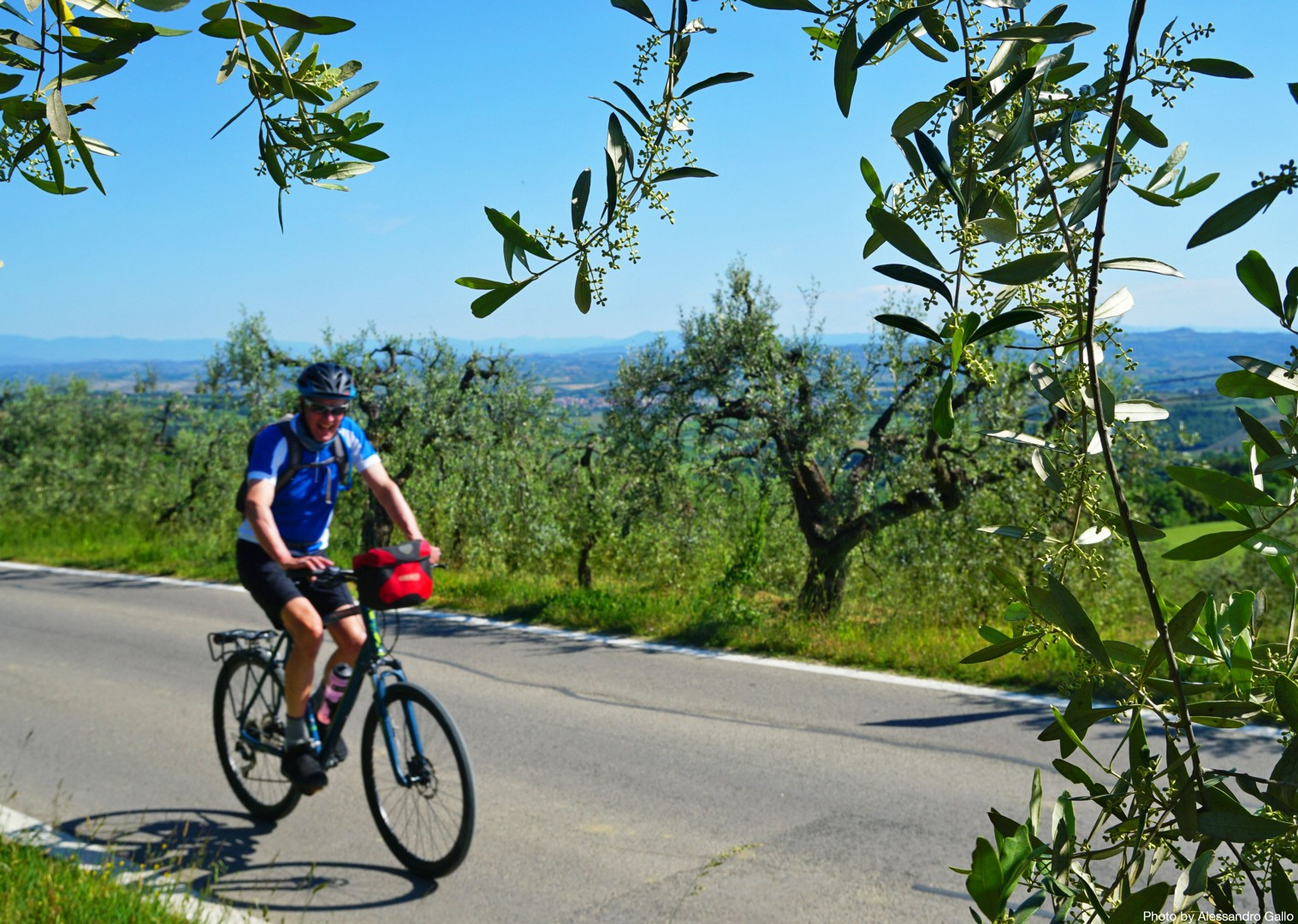 leisure-cycling-holiday-in-umbria-italy.jpg - Italy - Green Valley of Umbria - Self-Guided Leisure Cycling Holiday - Leisure Cycling