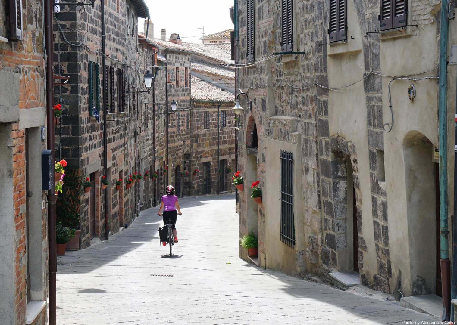 self-guided-leisure-cycling-holiday-in-italy.JPG - Italy - Green Valley of Umbria - Self-Guided Leisure Cycling Holiday - Leisure Cycling
