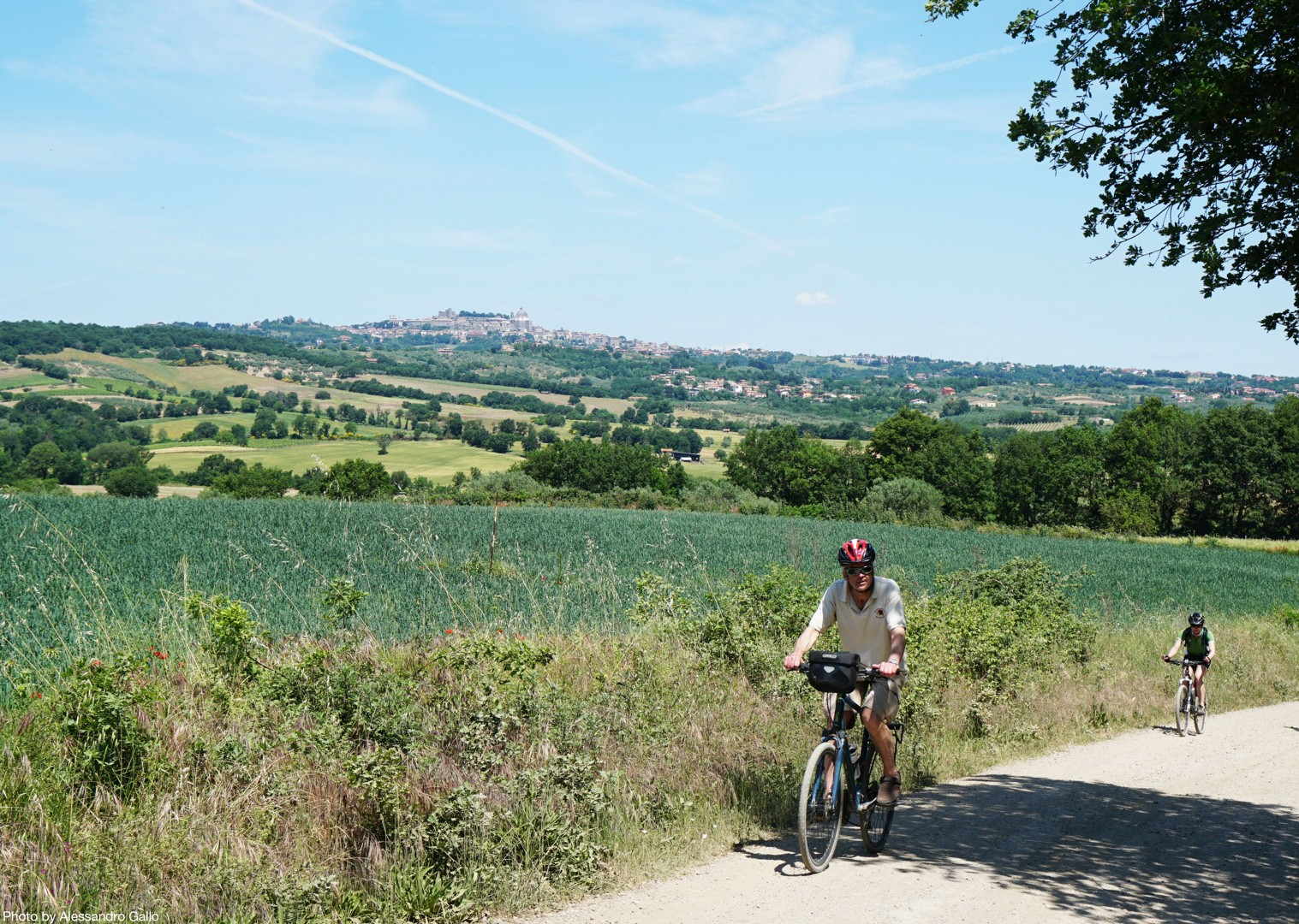 umbria-leisure-cycling-holiday-in-umbria-italy.JPG - Italy - Green Valley of Umbria - Self-Guided Leisure Cycling Holiday - Leisure Cycling