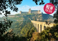 Italy - Green Heart of Umbria - Self-Guided Leisure Cycling Holiday Image