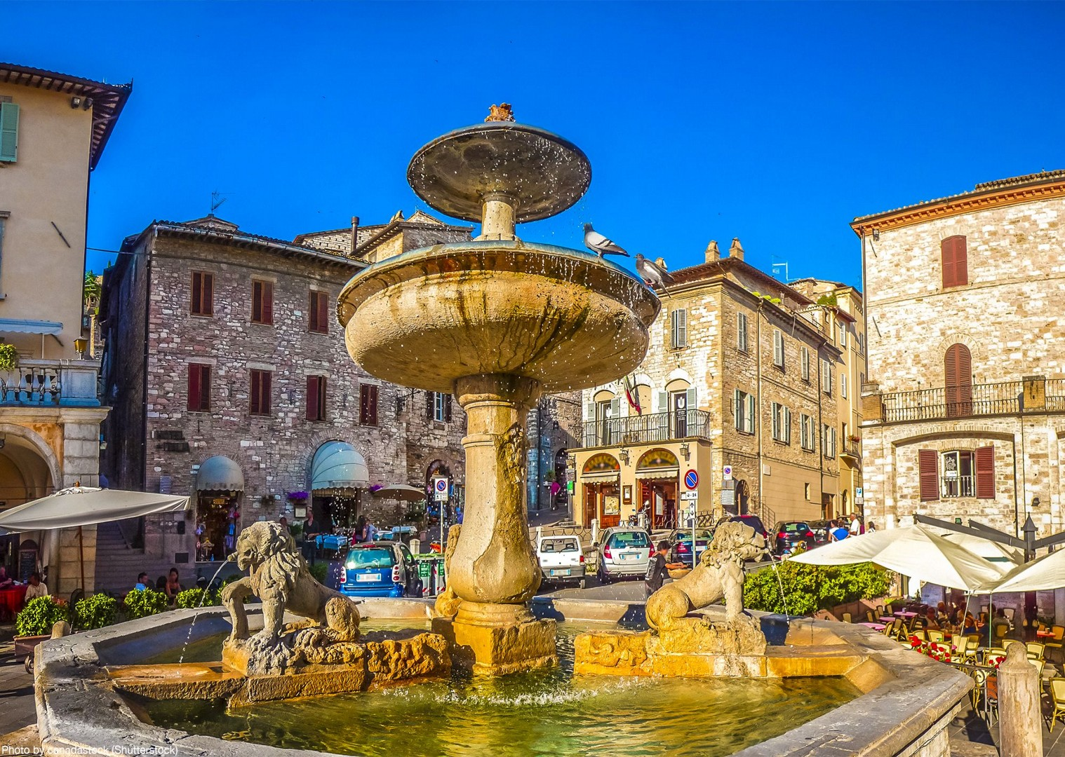 shutterstock_380571511.jpg - Italy - Green Valley of Umbria - Self-Guided Leisure Cycling Holiday - Leisure Cycling