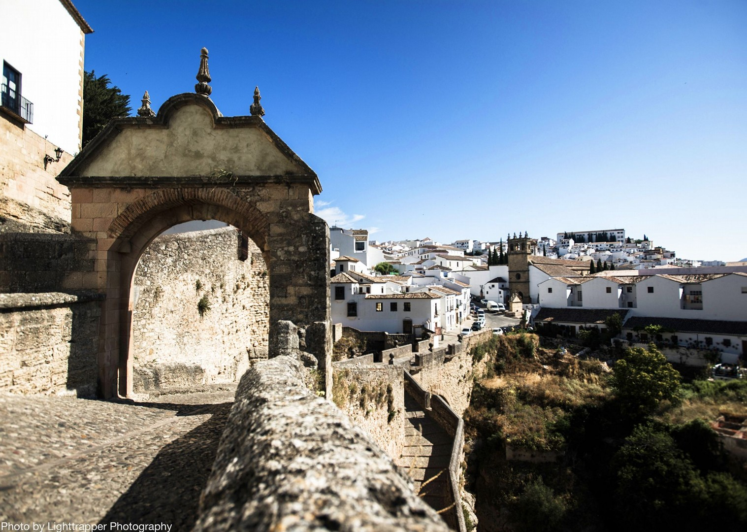 ronda_007.jpg - Spain - Andalucia - White Villages to the Ocean - Leisure Cycling