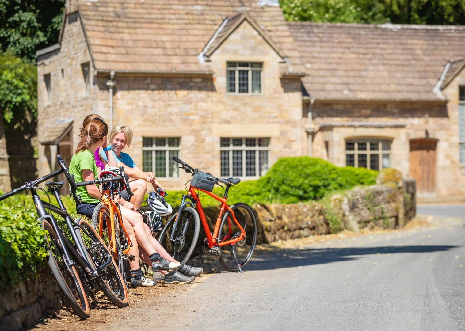 local-accommodations-cottage-quality-cycling-holiday-uk.jpg - UK - Way of the Roses 5 Days Cycling - Self-Guided Leisure Cycling Holiday - Leisure Cycling